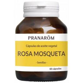 PRANAROM ACEITE DE ROSA MOSQUETA CAPSULAS