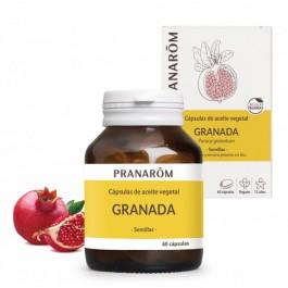 PRANAROM ACEITE DE GRANADA CAPSULAS