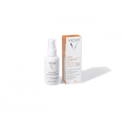 VICHY CAPITAL SOLEIL UVAGE DAILY 50