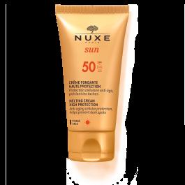 NUXE SUN PROTECTOR FACIAL FUNDENTE SPF50