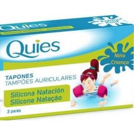 QUIES TAPONES OIDOS NATACION