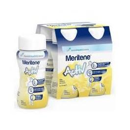 MERITENE ACTIV DRINK 4X125ML VAINILLA