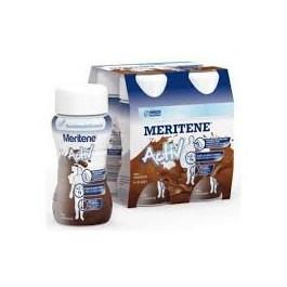 MERITENE ACTIV DRINK 4X125ML CHOCOLATE