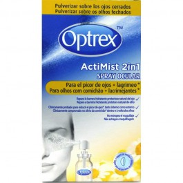 OPTREX ACTIMIST 2 EN 1 PICOR DE OJOS LAGRIMEO SPRAY 10 ML