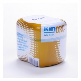 KIN ORO BATH CONTENEDOR DENTAL 1 U