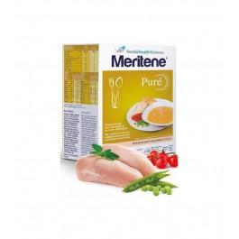 MERITENE PURE DELICIAS DE PAVO A LA JARDINERA 450 G