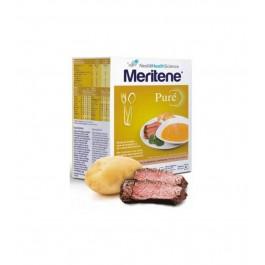 MERITENE PURE TERNERA CON PATATAS 450 G