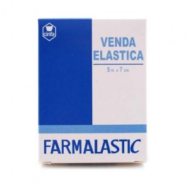 VENDA ELASTICA FARMALASTIC 5 M X 10 CM