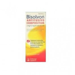 BISOLVON ANTITUSIVO COMPOSITUM 315 MGML SOLUCION ORAL 200 ML