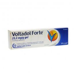 VOLTADOL FORTE 232 MGG GEL TOPICO 50 G