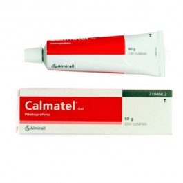CALMATEL 18 MGG GEL TOPICO 60 G