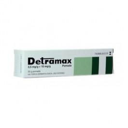 DETRAMAX 2515 MGG POMADA 30 G