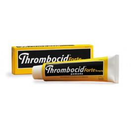 THROMBOCID FORTE 5 MGG POMADA 1 TUBO 60 G