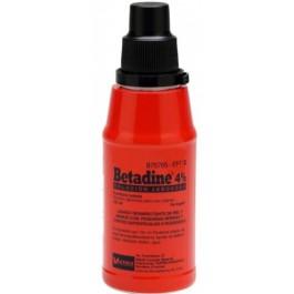 BETADINE 40 MGML SOLUCION TOPICA JABONOSA 125 ML