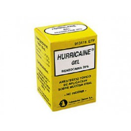 HURRICAINE 200 MGML GEL TOPICO 30 ML