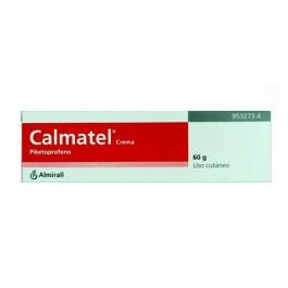CALMATEL 18 MGG CREMA 60 G