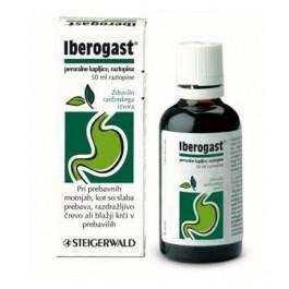 IBEROGAST GOTAS ORALES SOLUCION 1 FRASCO 50 ML