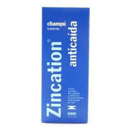 ZINCATION PLUS 10 MGML  4 MGML CHAMPU MEDICINAL 200 ML