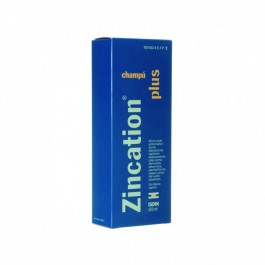 ZINCATION PLUS 10 MGML  4 MGML CHAMPU MEDICINAL 500 ML