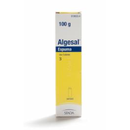 ALGESAL 10010 MGG AEROSOL TOPICO ESPUMA 100 G