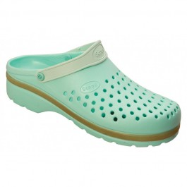 ZUECO DR SCHOLL LIGHT CONFORT AQUAMARINA N 44
