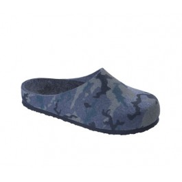 ZAPATILLA DR SCHOLL MANNI  KID FELTJ MILITARY BLUE N30