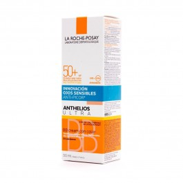 ANTHELIOS XL SPF 50 BB CREMA COLOREADA LA ROCHE POSAY 50ML