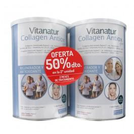 VITANATUR COLAGENO PLUS 360G PACK 2UNIT 50DTO