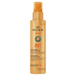 NUXE SUN LECHE CORPORAL Y FACIAL SPRAY SPF50 150ML