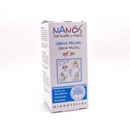 HIDROTELIAL NANOS CREMA FACIAL SPF30 PIEL SENSIB 50 ML