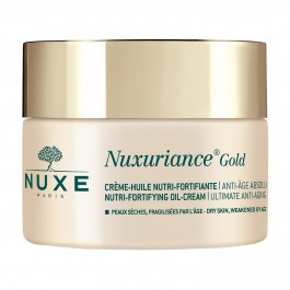 NUXE NUXURIANCE GOLD CREMAACEITE NUTRIFORTIFICAN