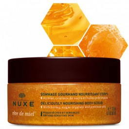 NUXE EXFOLIANTE CORPORAL GOURMAND NOURRISSANT CORPS