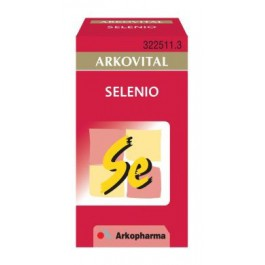 SELENIO ARKOVITAL  50 CAP