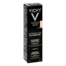 DERMABLEND 3D CORRECTION 25NUDE SPF 15 OIL FREE VICHY C 30 ML