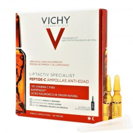 VICHY LIFTACTIV SPECIALIST PEPTIDEC ANTIAGEING 10 AMPOLLAS