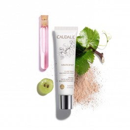 CAUDALÍE VINOPERFECT FLUIDO CON COLOR PIEL PERFECTA SPF20 MEDIUM 02