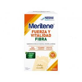 MERITENE FIBRA  VAINILLA 35G 14 UNIDADES